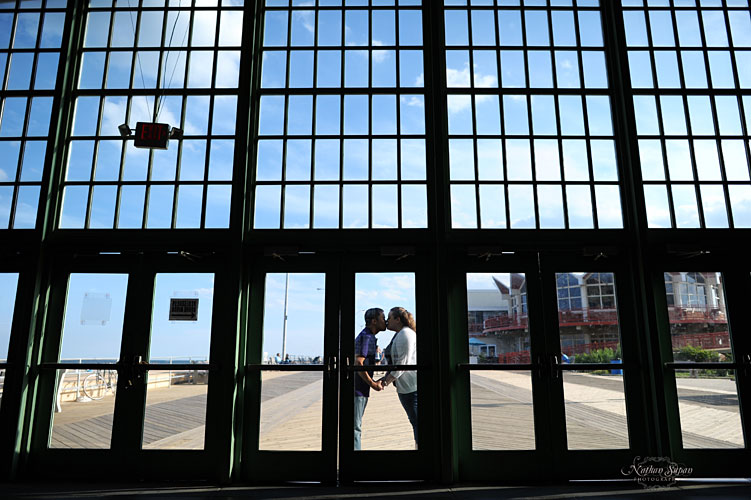 Engagement shoot Asbury Park NJ 4