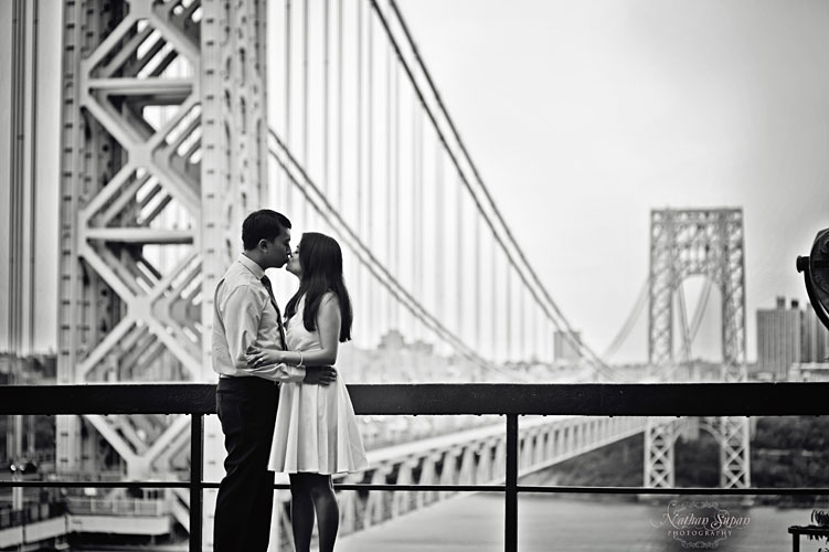 Engagement shoot Fort Lee Historic Park NJ3