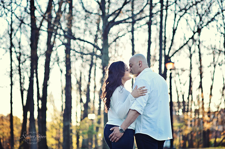 Engagement shoot Fort Lee Historic Park NJ5