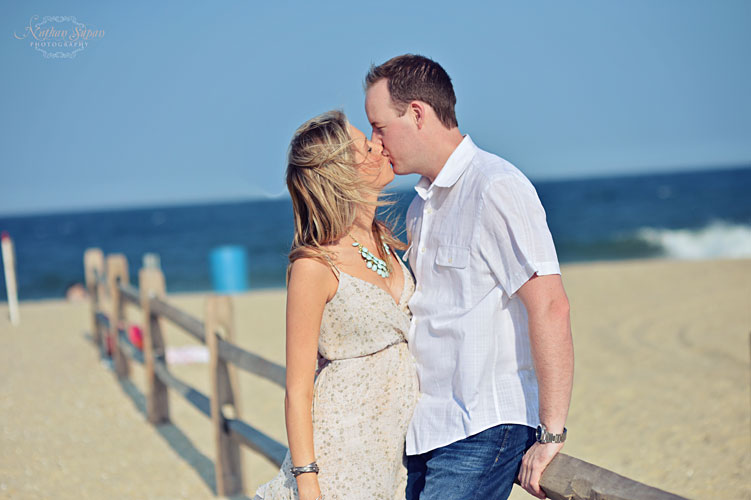 Engagement shoot Long Beach Long Branch NJ7