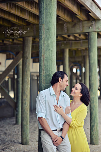 Engagement shoot Long Beach Long Branch NJ9