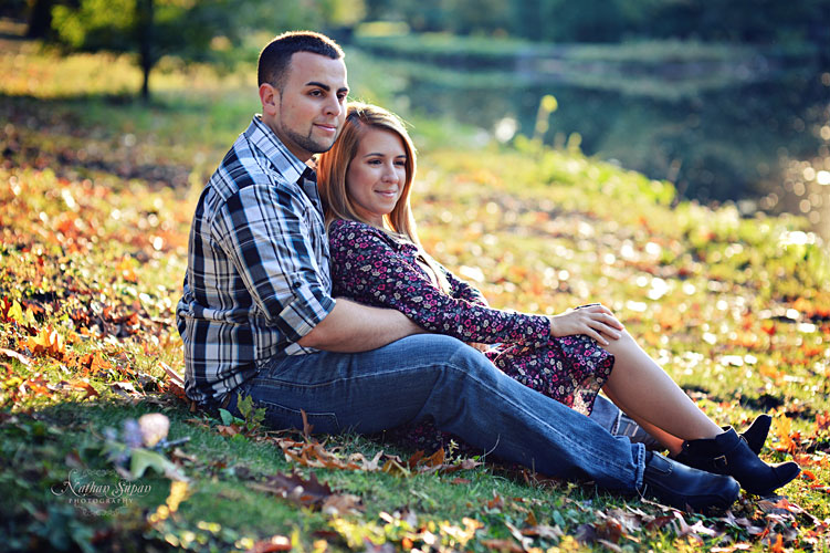 Engagement shoot Kingsland Park Nutley NJ10
