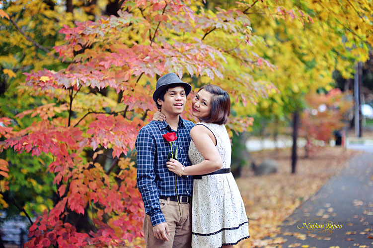 Engagement shoot Kingsland Park Nutley NJ12