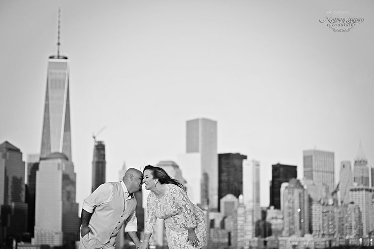 Engagement shoot Liberty State Park Jersey City NJ1