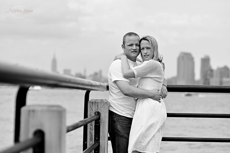 Engagement shoot Liberty State Park Jersey City NJ13