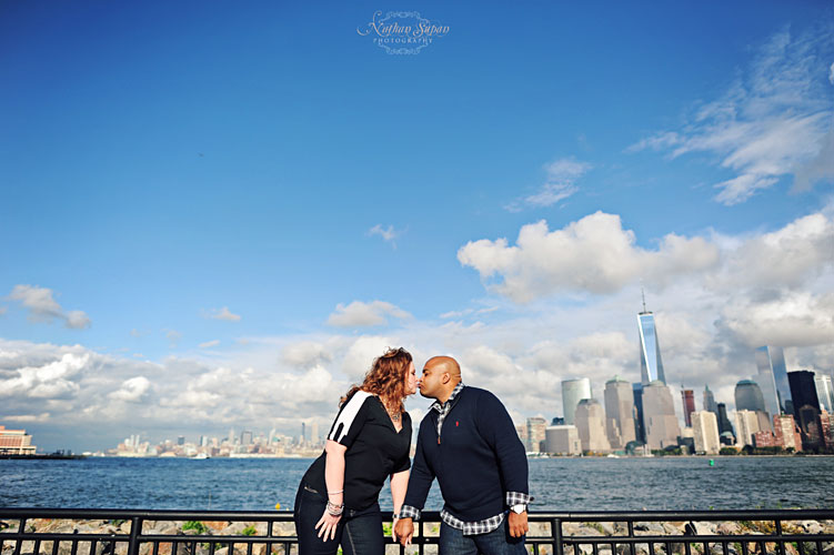 Engagement shoot Liberty State Park Jersey City NJ14