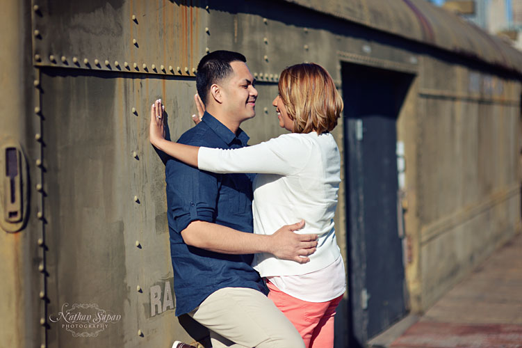 Engagement shoot Liberty State Park Jersey City NJ8