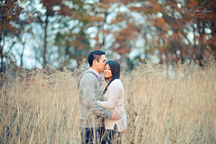 Engagement shoot Natinar Park Peapack NJ2