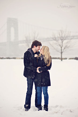Engagement shoot Ross Dock Fort Lee NJ3