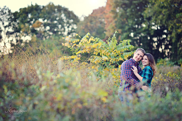 Engagement shoot Thompson Park Lincroft NJ2